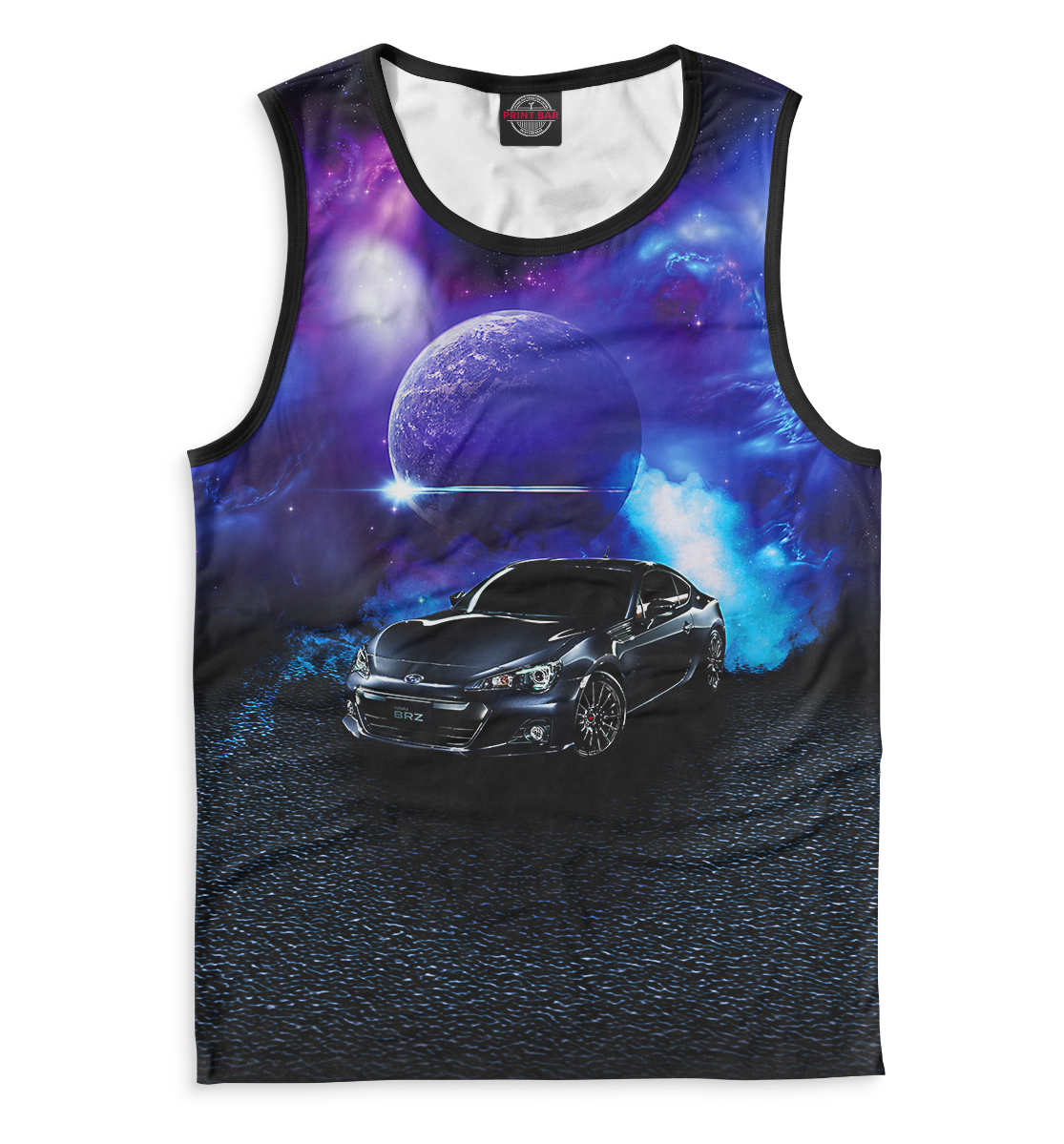 Купить Subaru, Printbar, Майки, SBR-428232-may-2