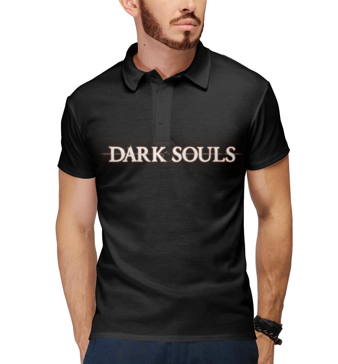 Купить Dark Souls, Printbar, Поло, DKS-976083-pol-2