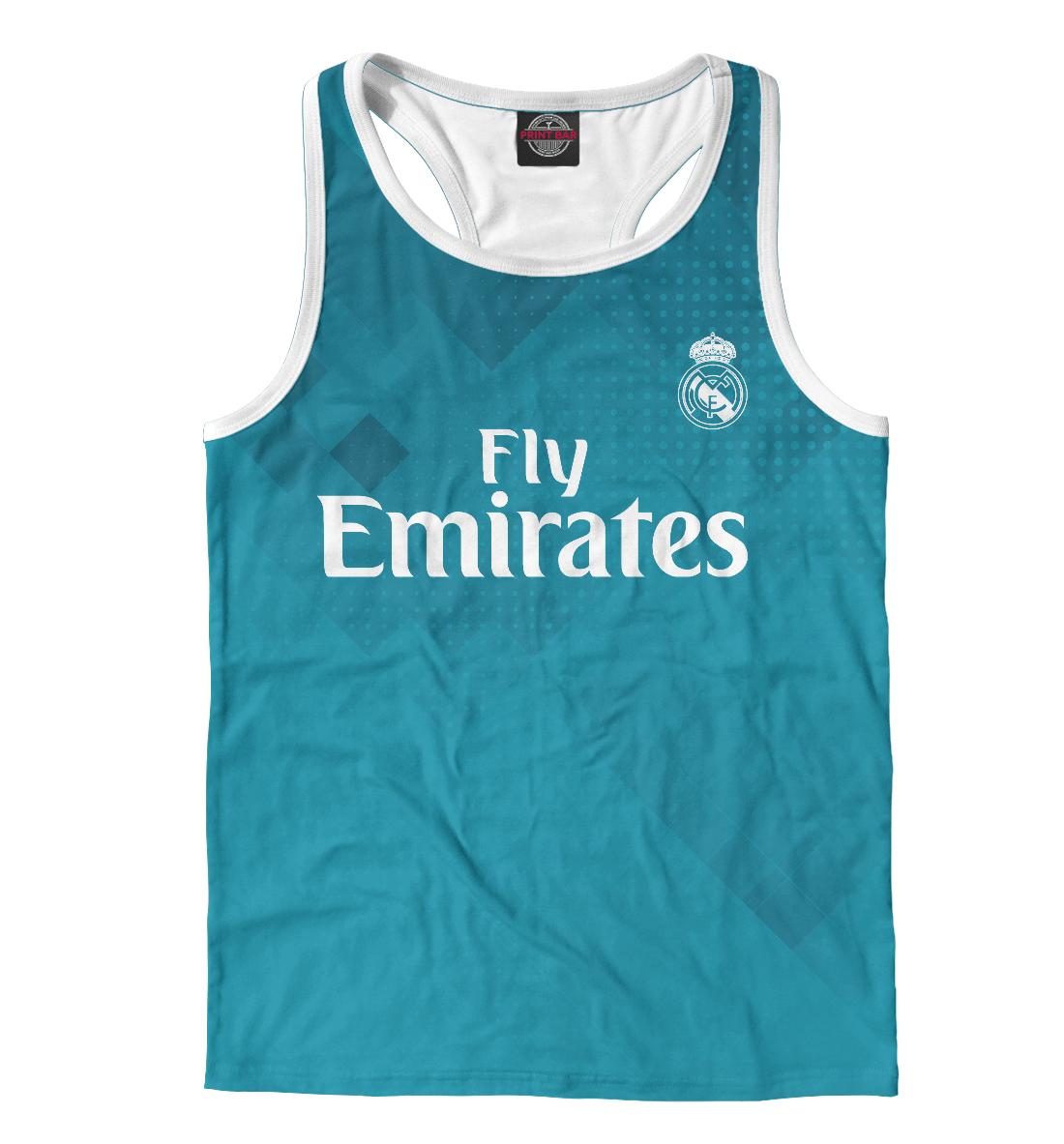 Купить Реал Мадрид, Printbar, Майки борцовки, REA-395951-mayb-2