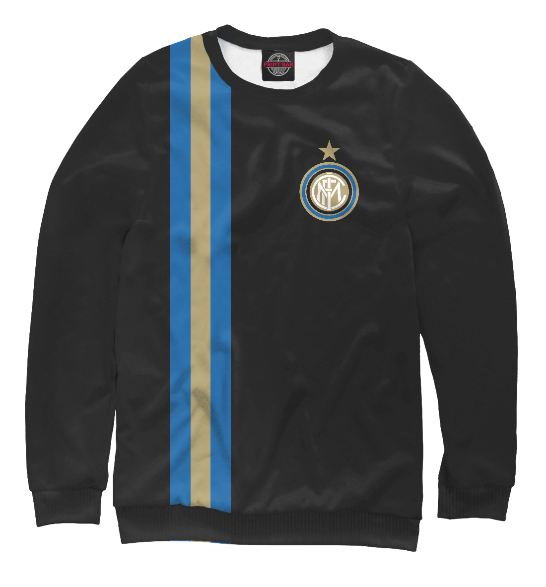 Купить Internazionale Milano / Line Collection, Printbar, Свитшоты, FTO-606449-swi-1