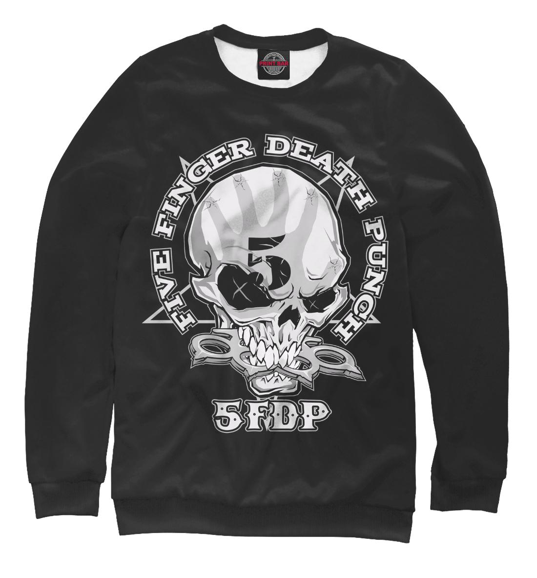 Five Finger Death Punch, Printbar, Свитшоты, FFD-392403-swi-1  - купить со скидкой