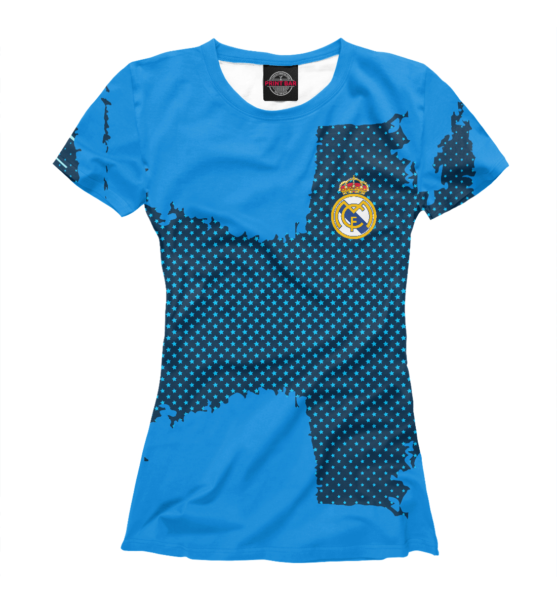 Купить Real Madrid sport uniform, Printbar, Футболки, REA-857092-fut-1