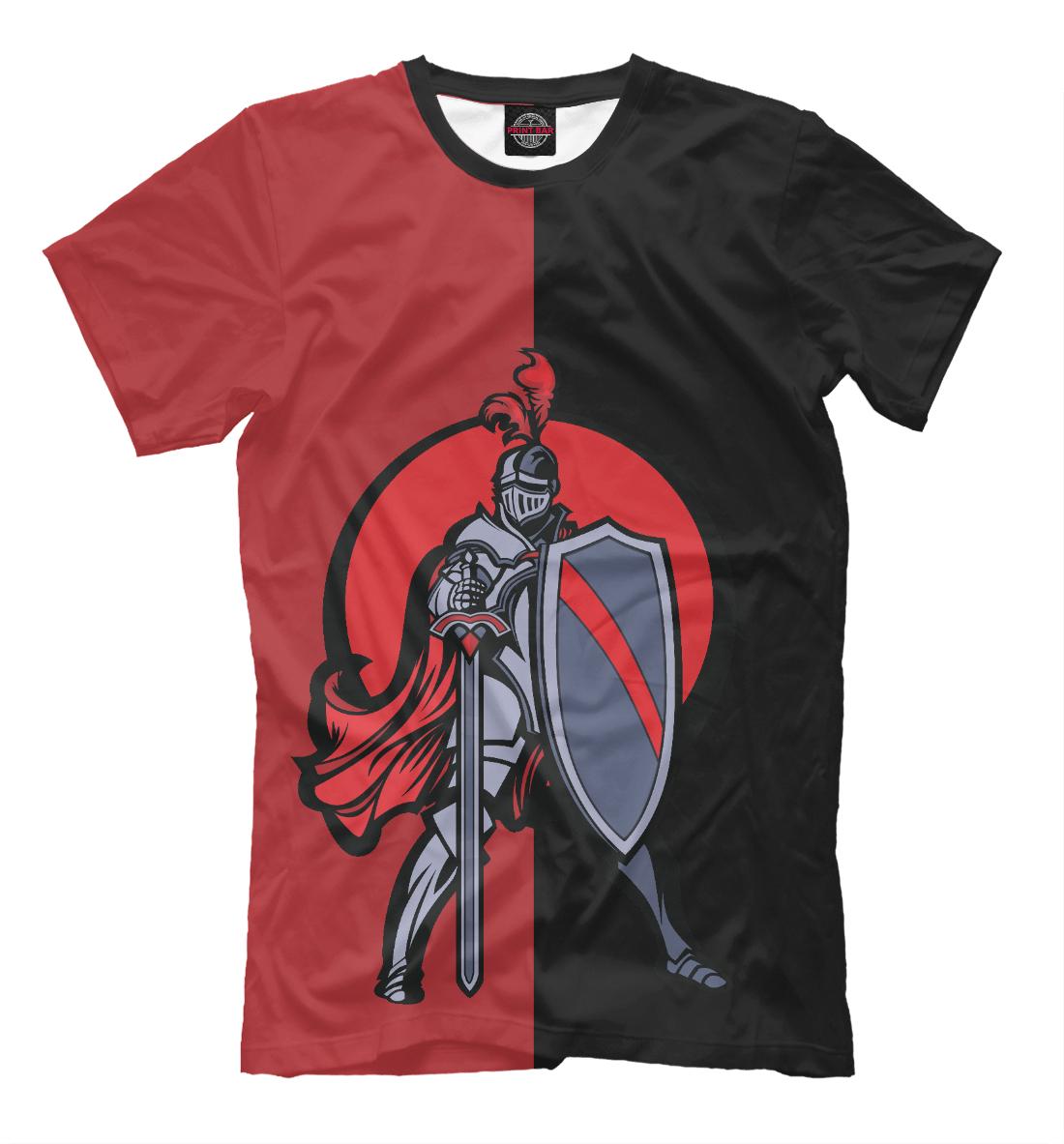 Купить Рыцарь, Printbar, Футболки, APD-847240-fut-2