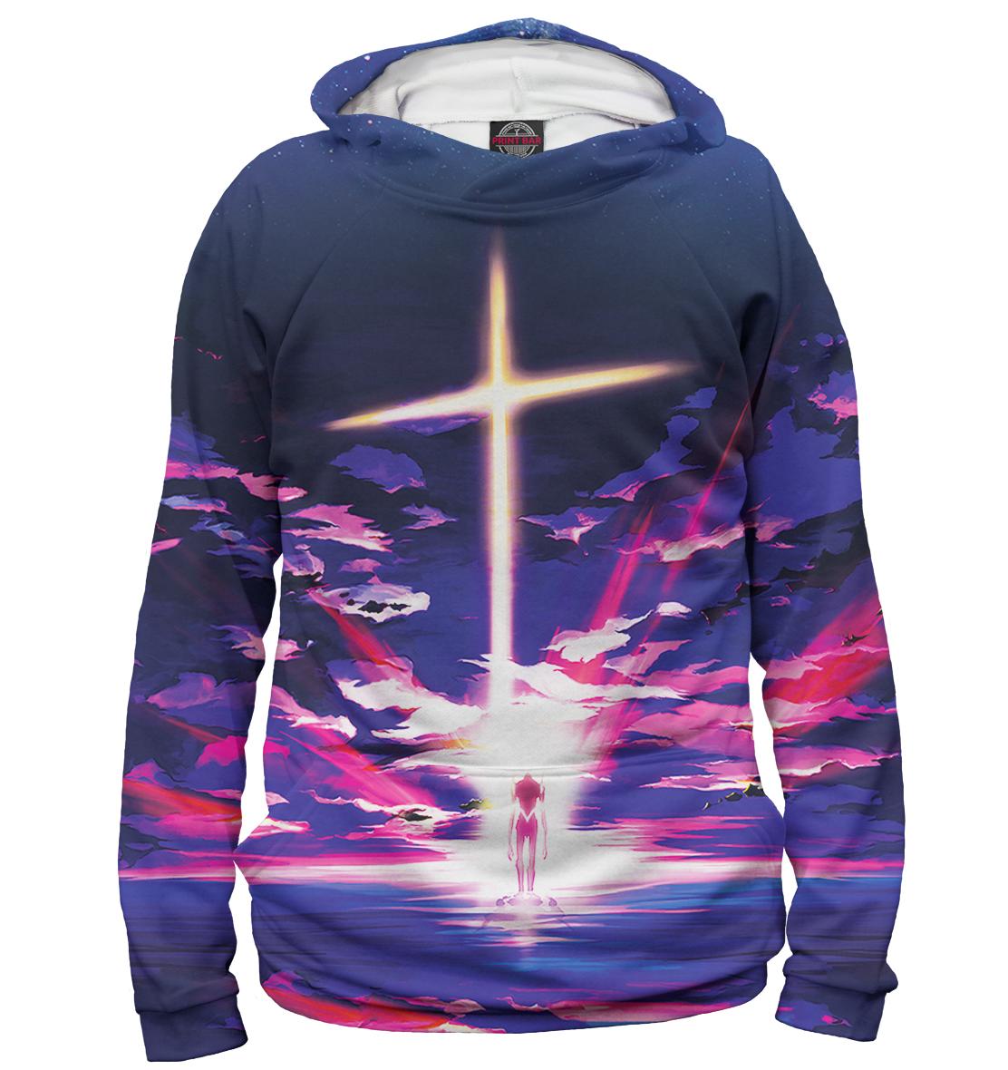 Купить Neon Genesis Evangelion, Printbar, Худи, EVA-534396-hud-1