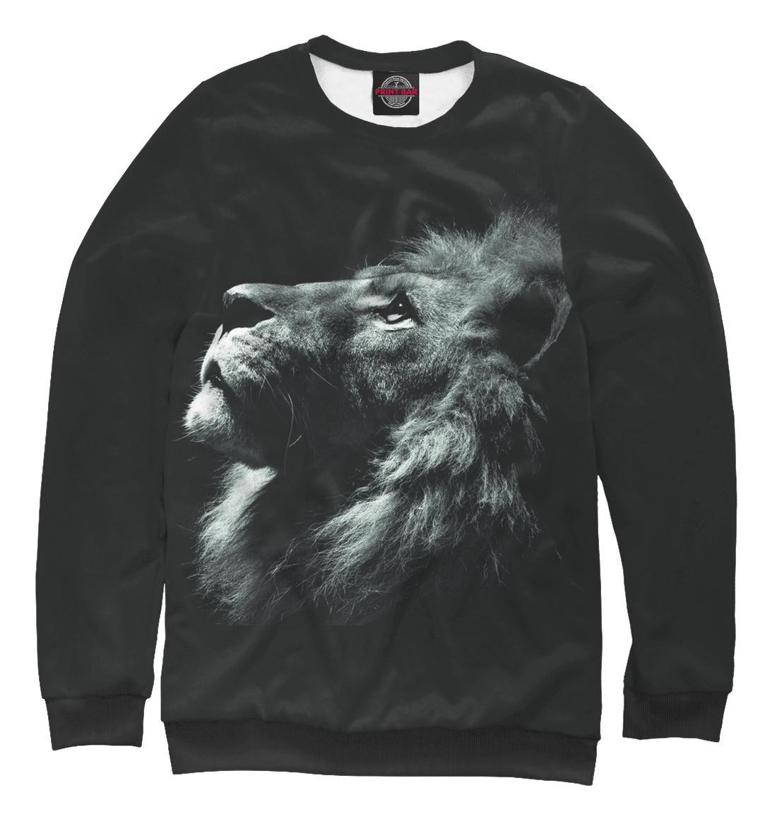 Купить Lion, Printbar, Свитшоты, HIS-144989-swi-2