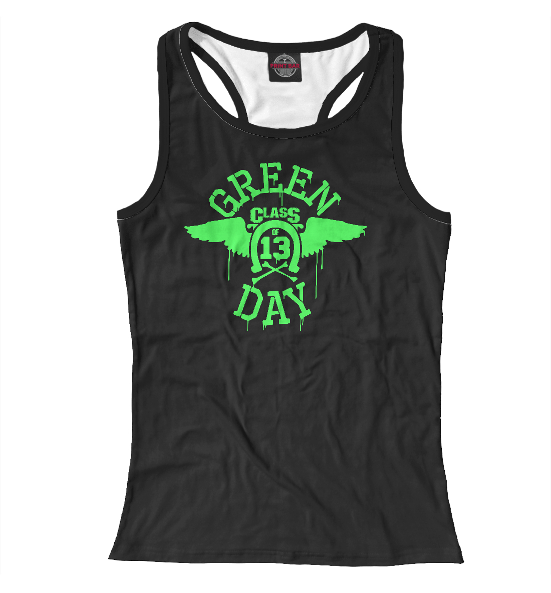 Купить Green Day, Printbar, Майки борцовки, GRE-972286-mayb-1