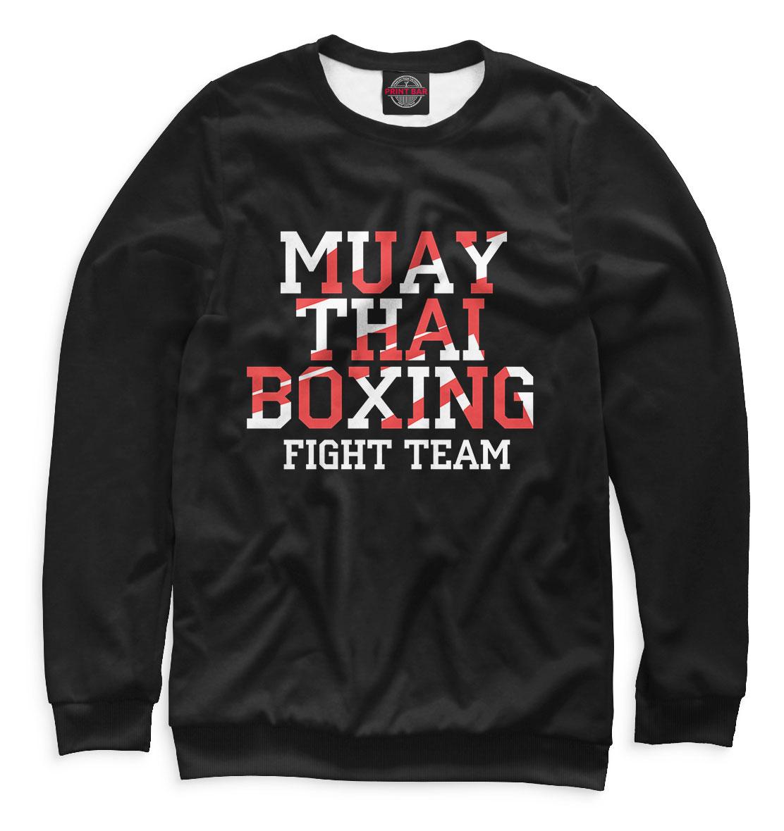 Купить Muay Thai Boxing, Printbar, Свитшоты, EDI-540894-swi-1