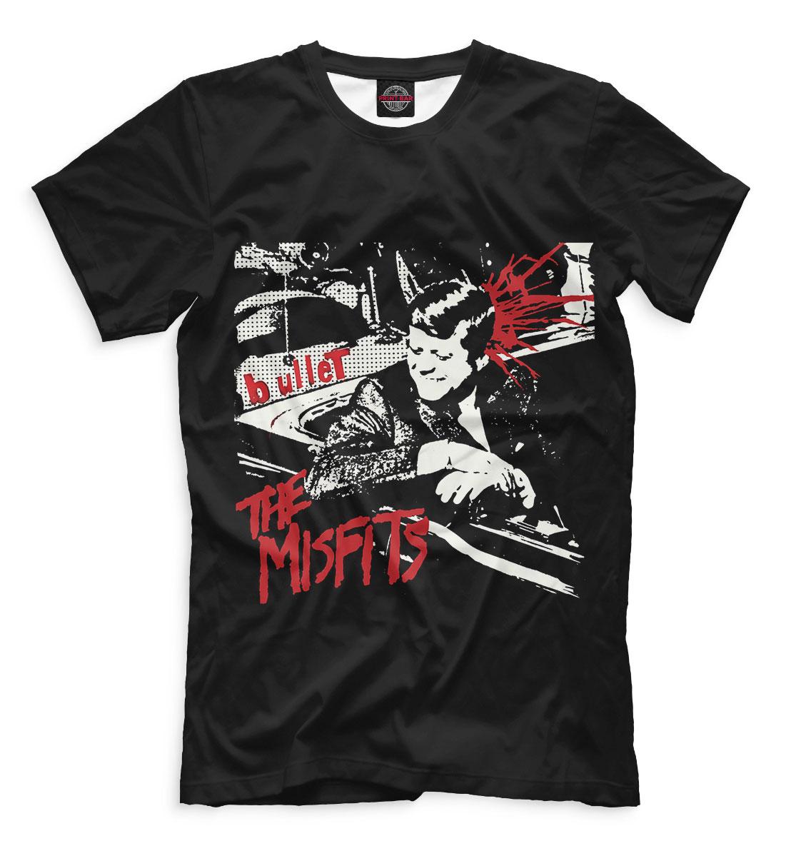 Купить The Misfits, Printbar, Футболки, MFS-160046-fut-2