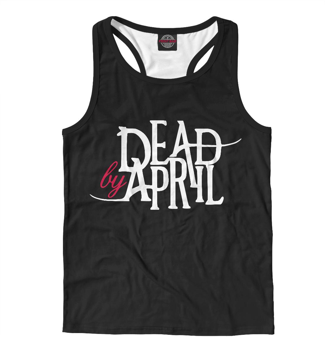 Купить Dead by April, Printbar, Майки борцовки, MZK-706185-mayb-2