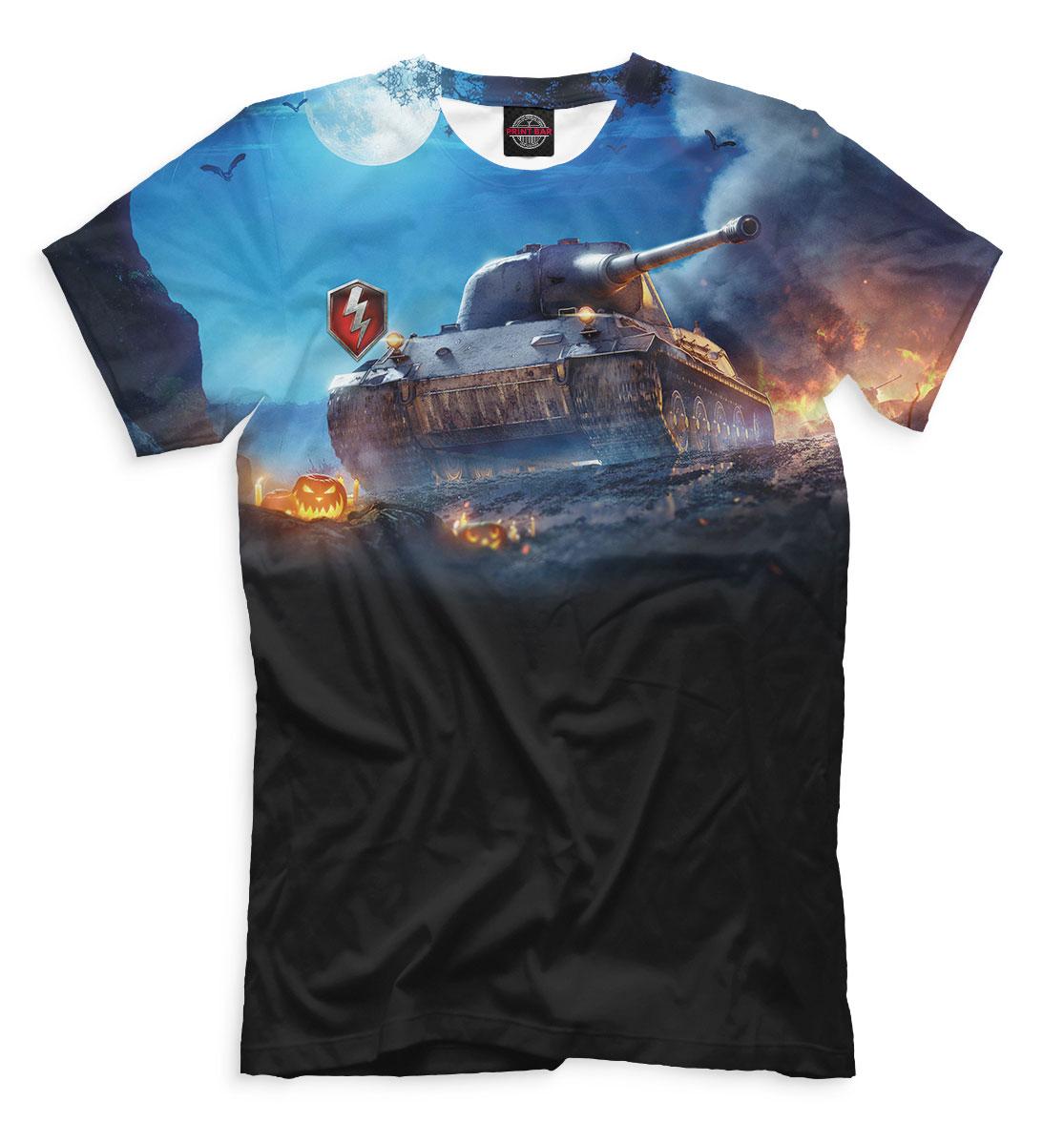 Купить World of Tanks Blitz, Printbar, Футболки, WOT-754023-fut-2