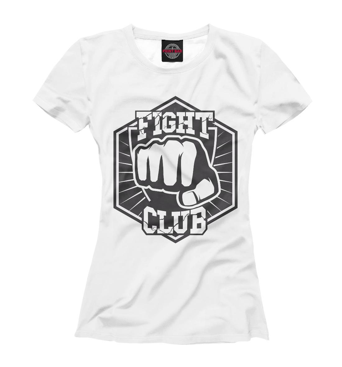 Купить Fight Club, Printbar, Футболки, MNU-106121-fut-1