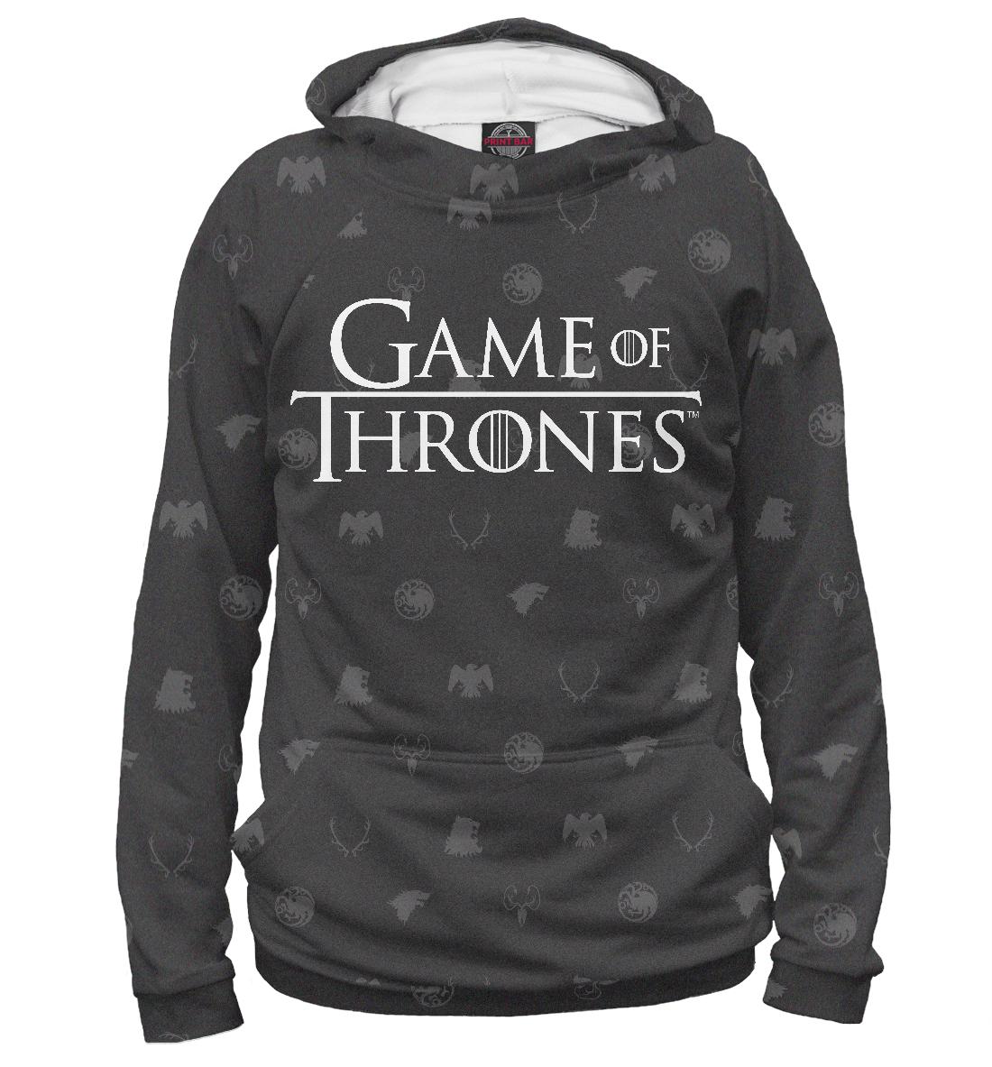 Купить Game of Trones, Printbar, Худи, IGR-774215-hud-2