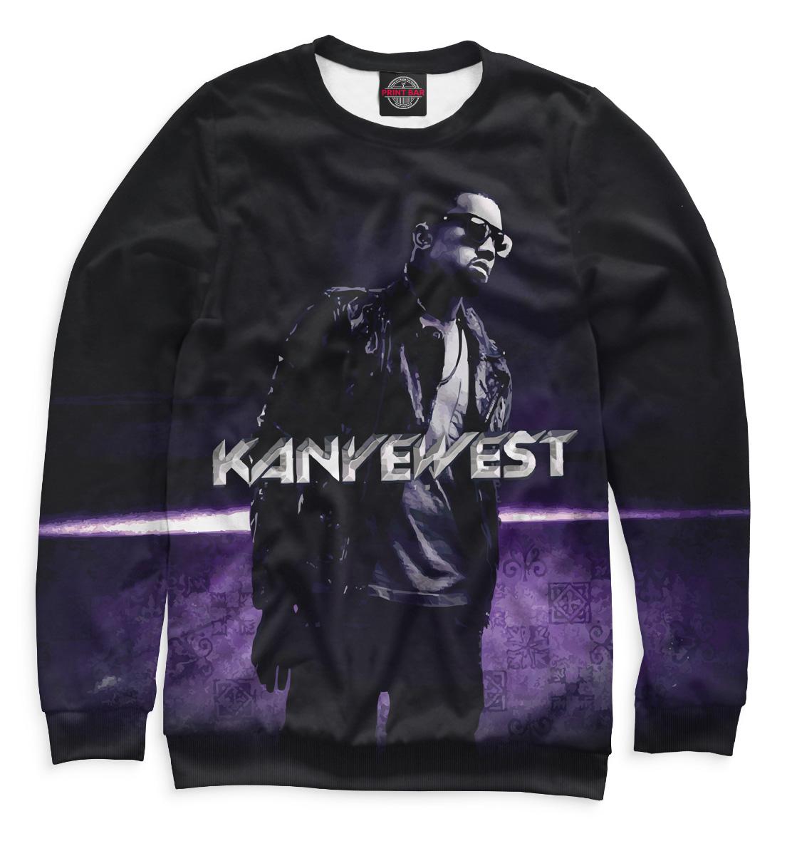 Купить Kanye West, Printbar, Свитшоты, KAW-291290-swi-2