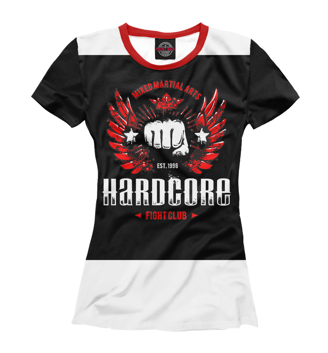 Купить Fight Club, Printbar, Футболки, MNU-356766-fut-1