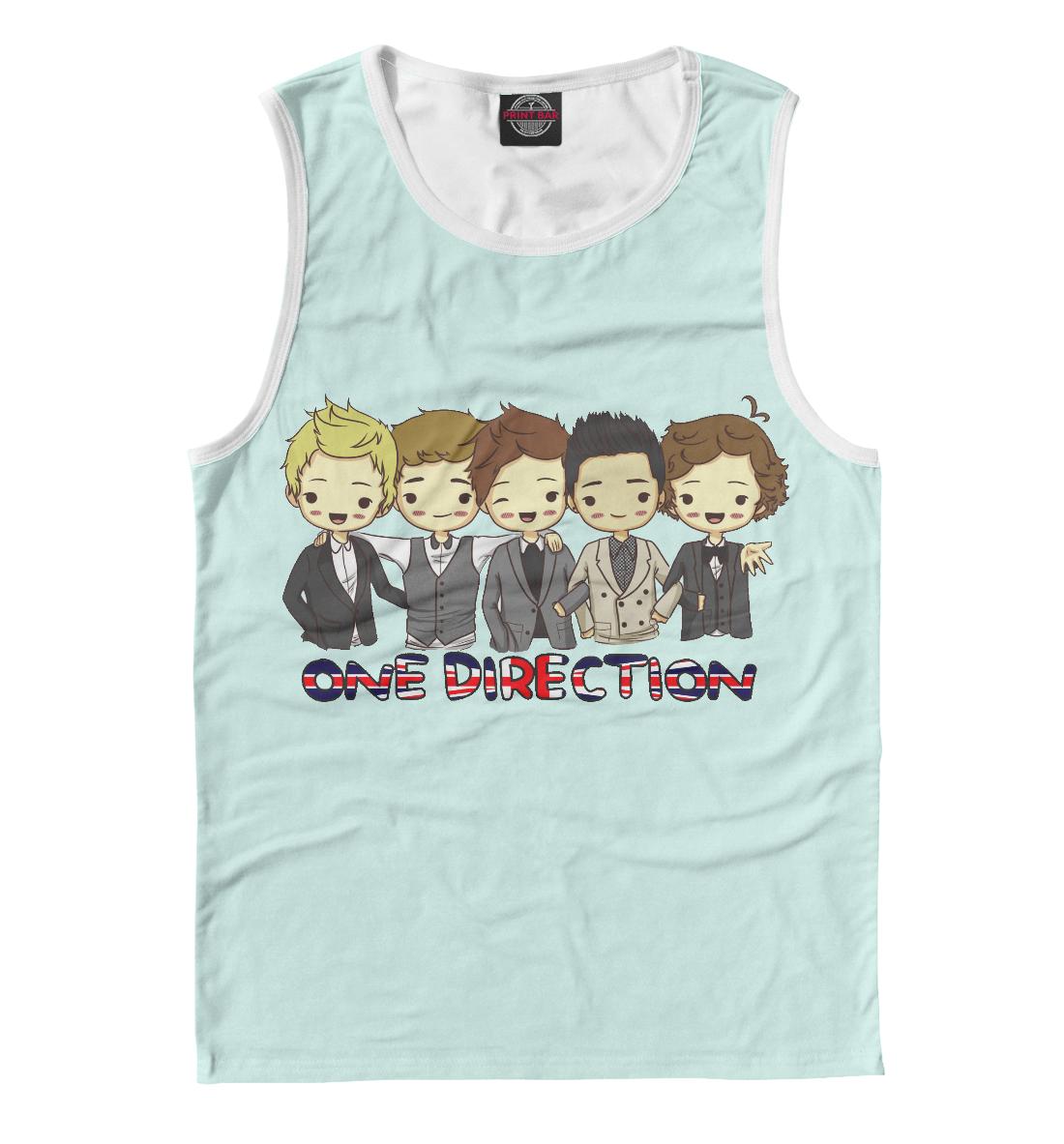 Купить One Direction, Printbar, Майки, OND-456603-may-2