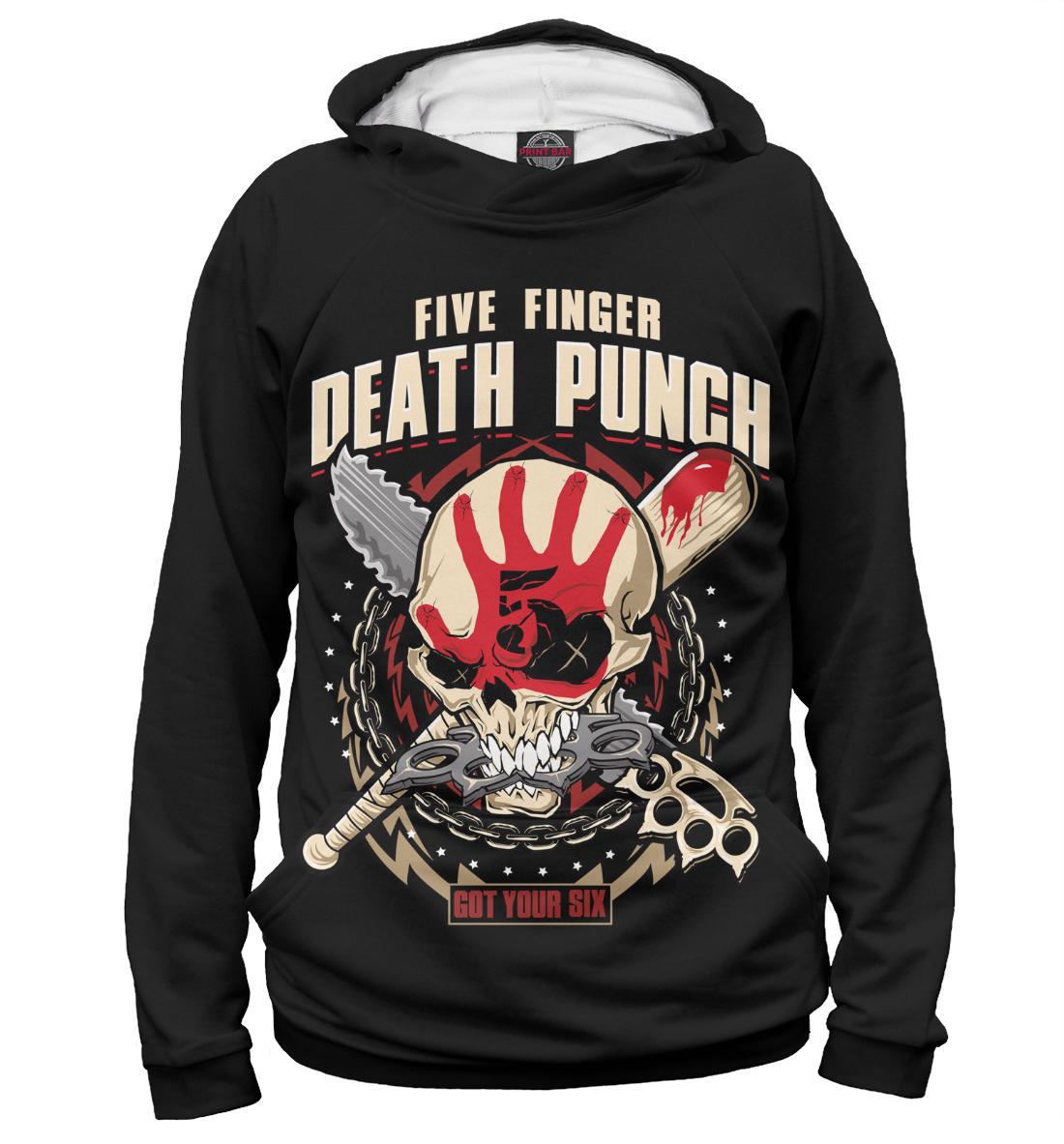 Купить Five Finger Death Punch, Printbar, Худи, FFD-110638-hud-2