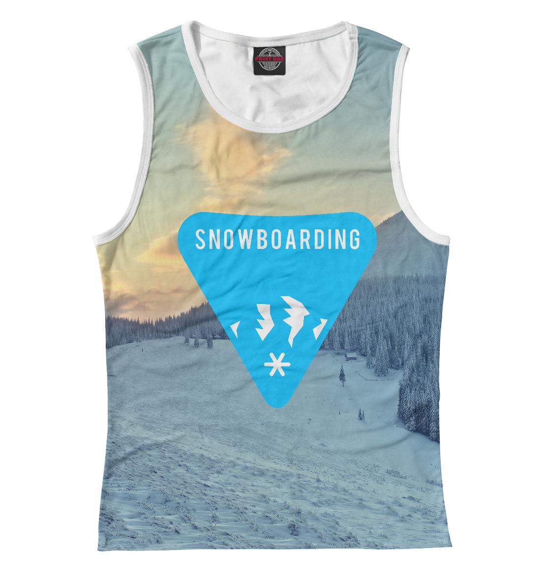 Купить Сноубординг, Printbar, Майки, SNW-494562-may-1