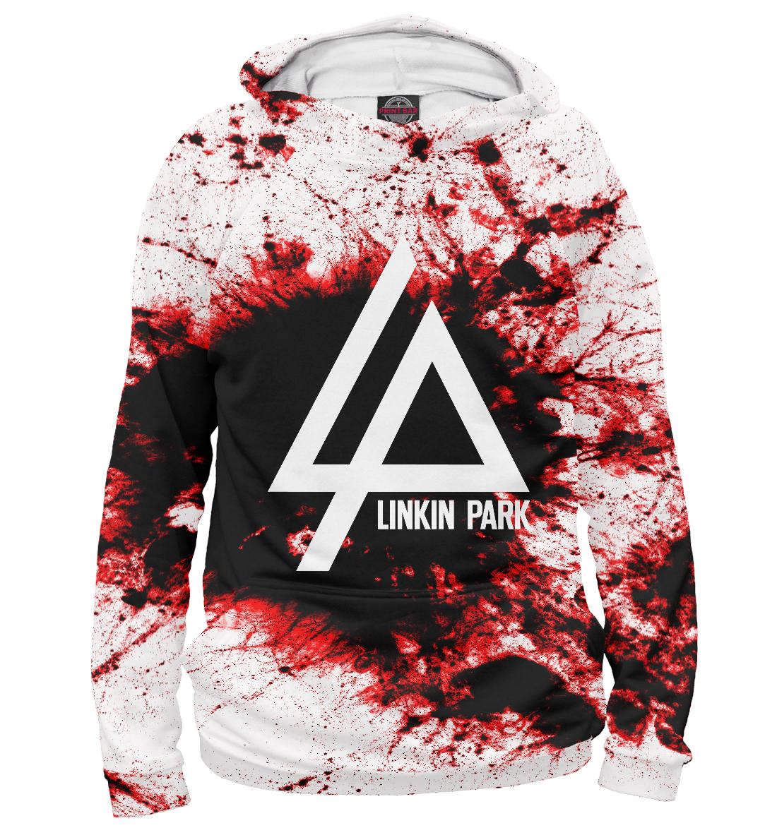 Купить LINKIN PARK BLOOD COLLECTION, Printbar, Худи, LIN-651931-hud-1