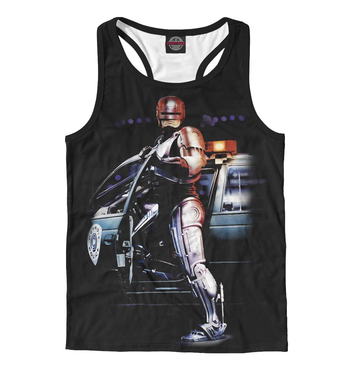 Купить Robocop 1987, Printbar, Майки борцовки, KNO-552044-mayb-2