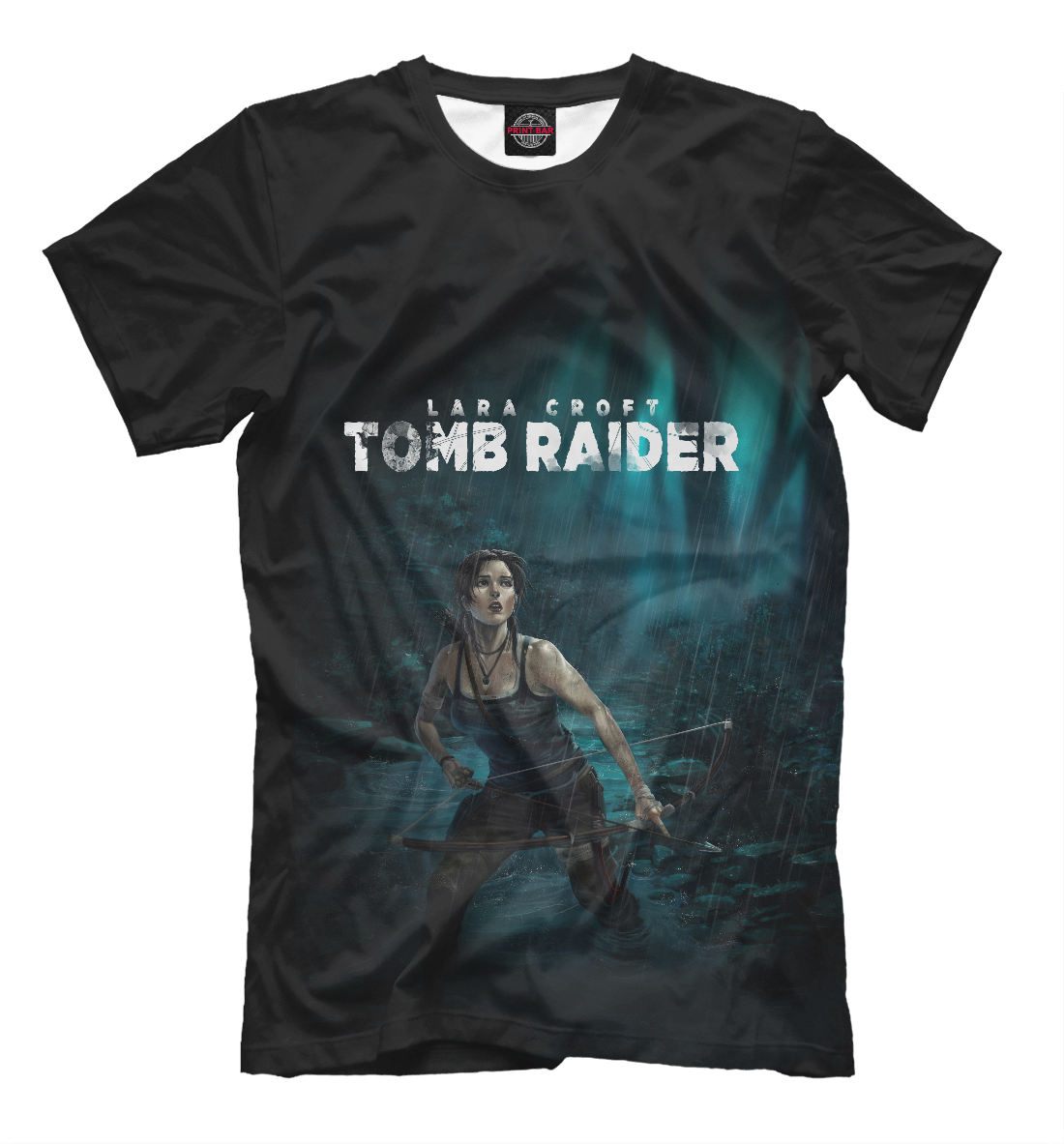 Купить TOMB RAIDER, Printbar, Футболки, TBR-504581-fut-2