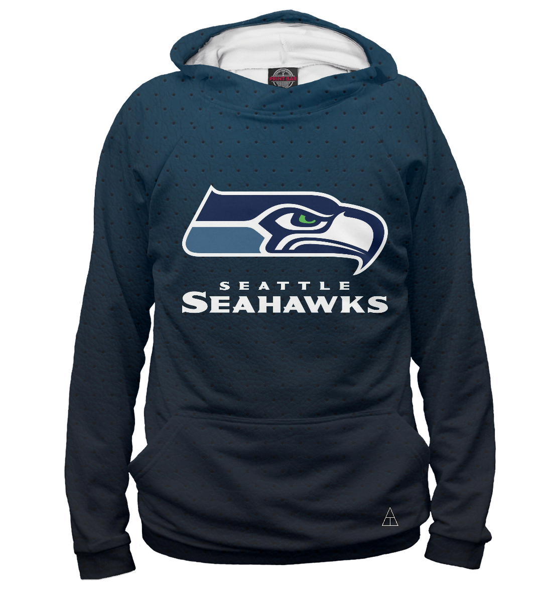 Купить Seattle Seahawks Dark, Printbar, Худи, FTO-151813-hud-2