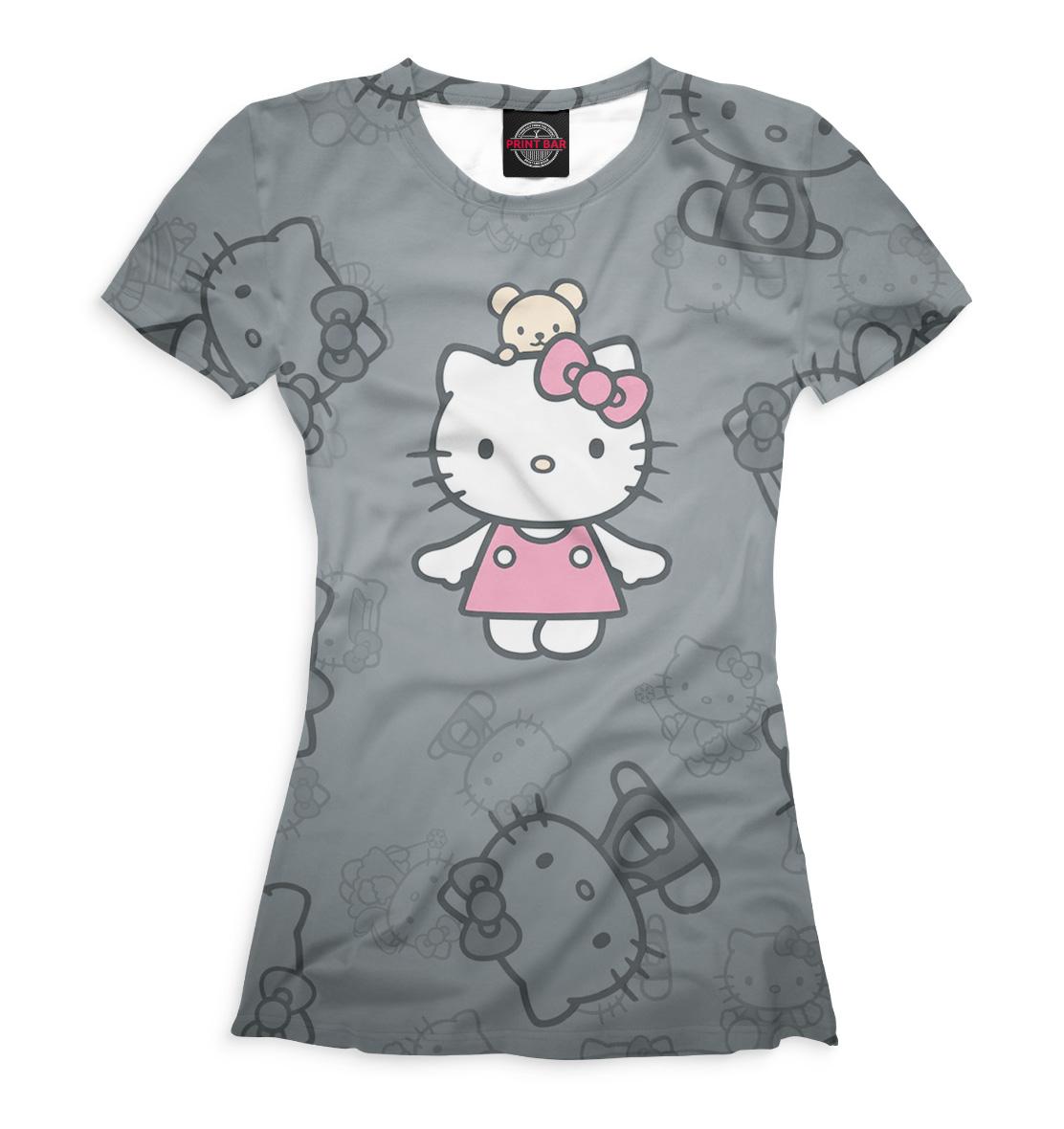 Hello Kitty, Printbar, Футболки, HLK-722475-fut-1  - купить со скидкой