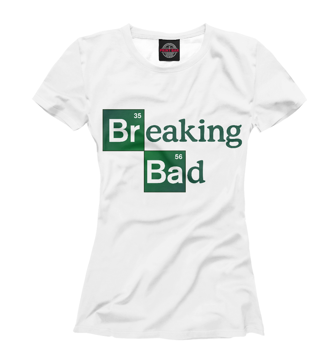 Купить Breaking bad, Printbar, Футболки, VVT-348507-fut-1