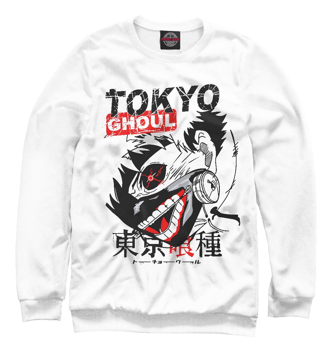 Купить Токийский Гуль, Printbar, Свитшоты, TKG-579096-swi-2