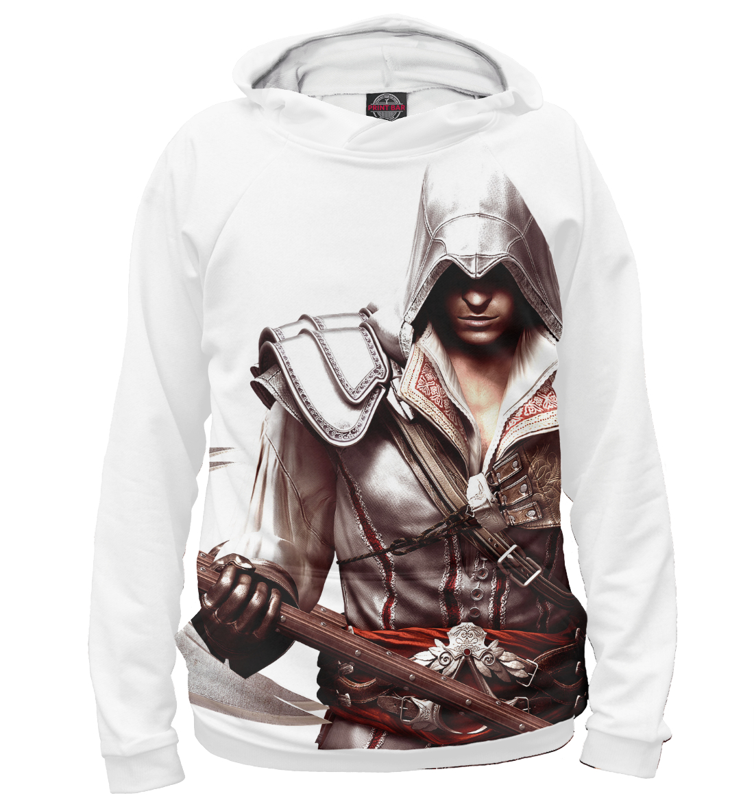 Купить Assassin's Creed Ezio Collection, Printbar, Худи, RPG-887157-hud-2