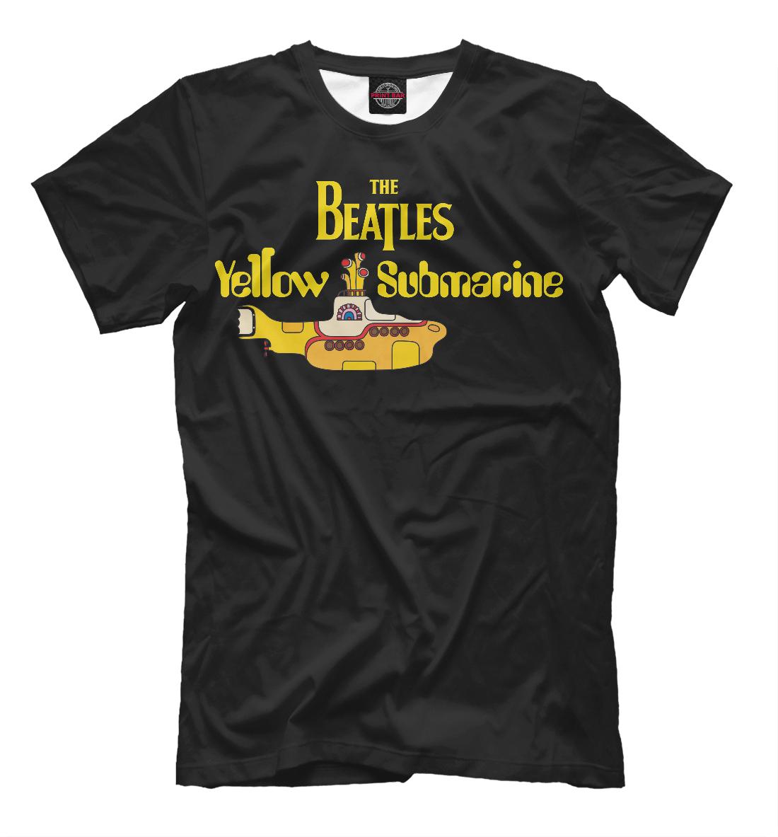 Купить Yellow Submarine, Printbar, Футболки, BTS-566192-fut-2