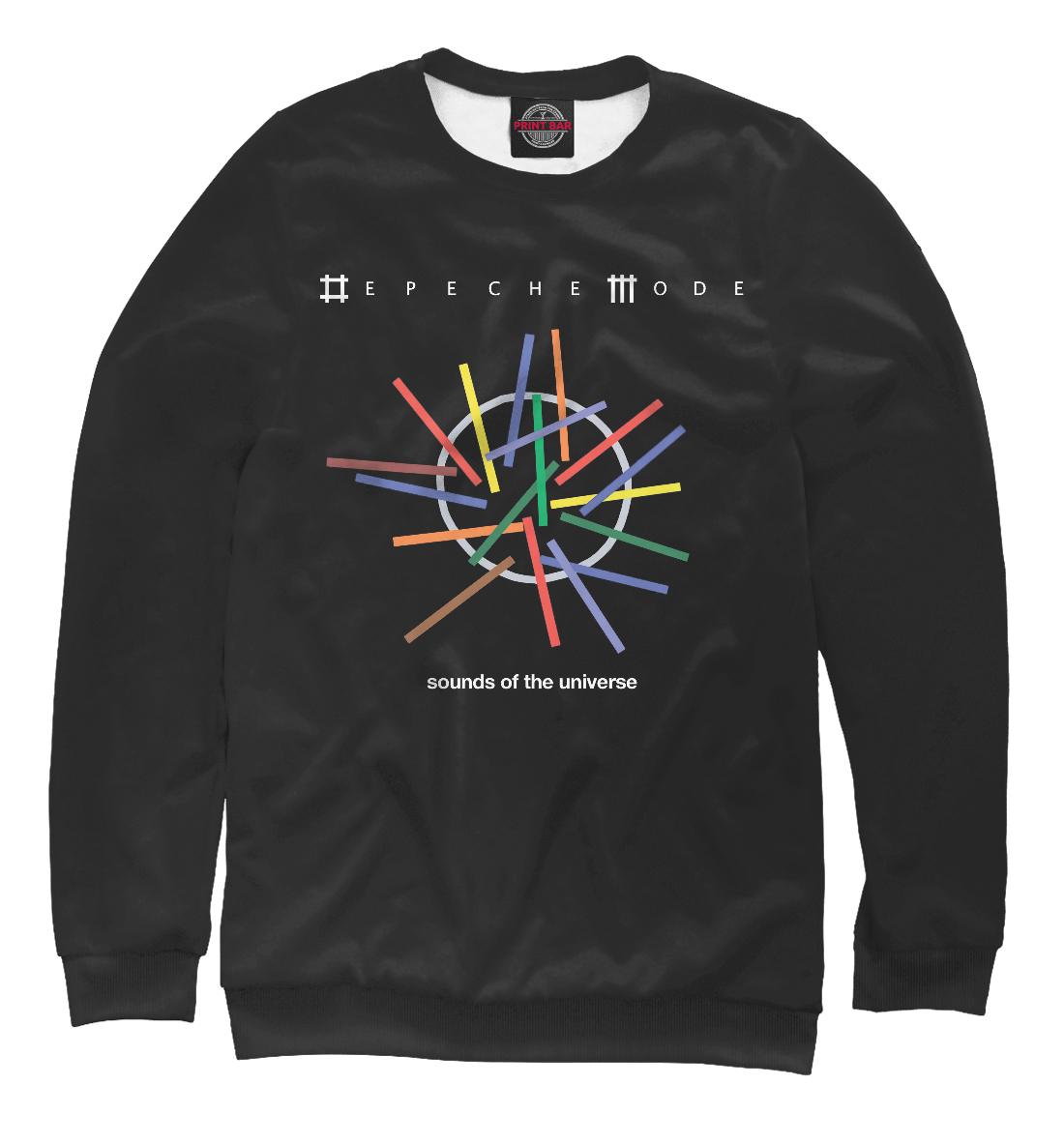 Купить Depeche Mode, Printbar, Свитшоты, DPM-489061-swi-1
