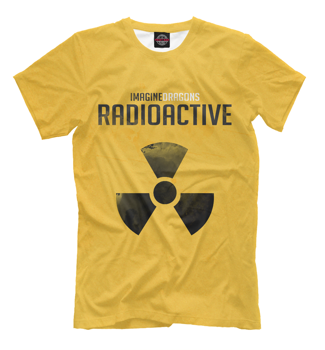 Купить Imagine Dragons radioactive, Printbar, Футболки, IMA-566551-fut-2