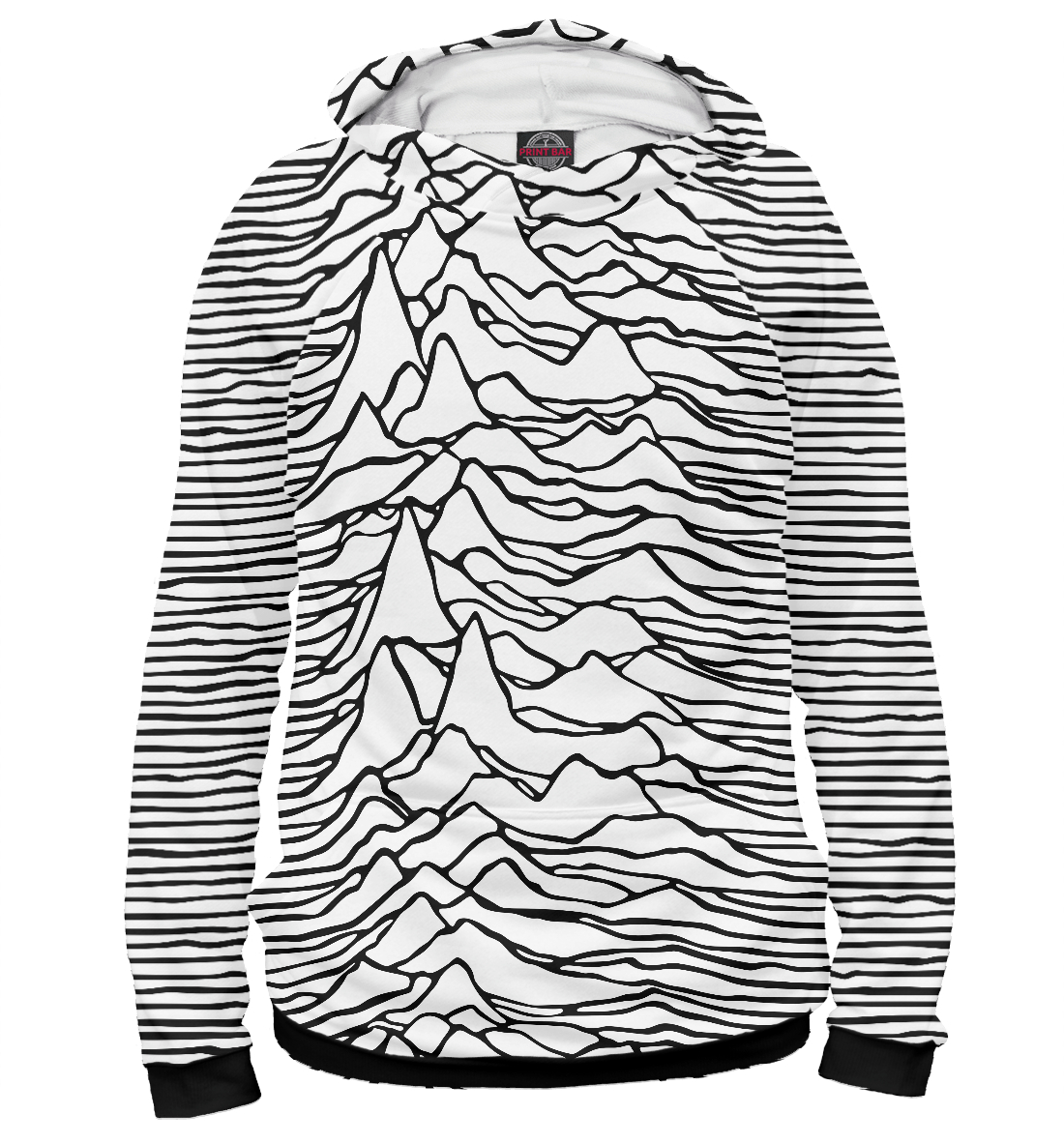 Unknown Pleasures White недорого