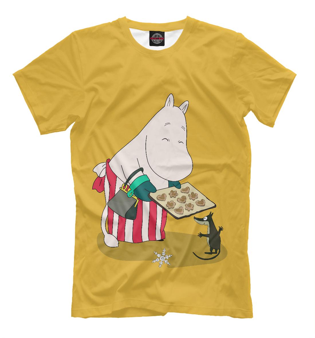 Купить Moomin mama, Printbar, Футболки, MFR-411127-fut-2