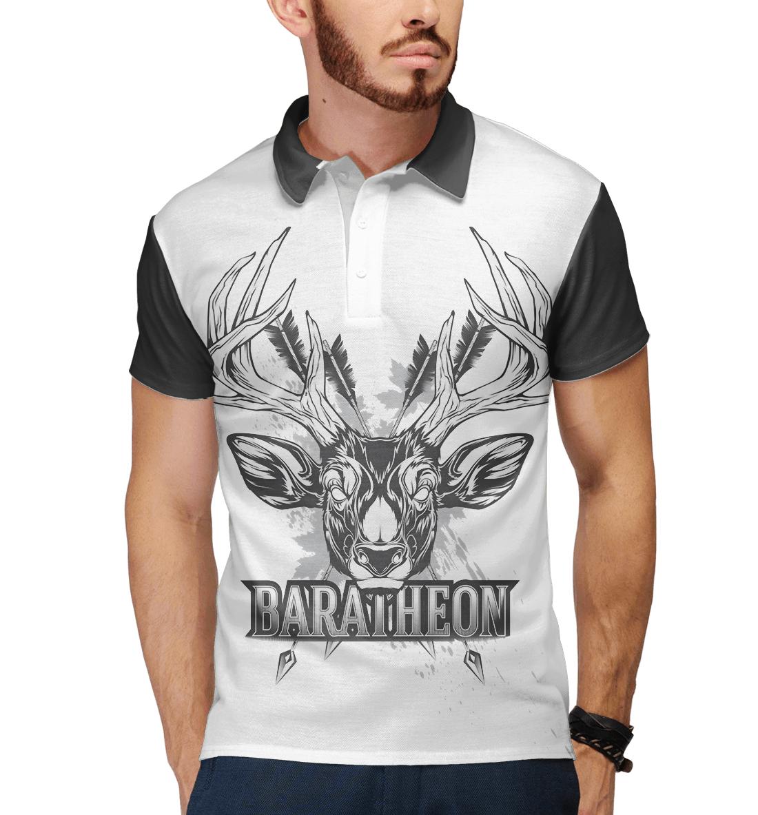 Купить Game of Thrones baratheon, Printbar, Поло, IGR-412238-pol-2