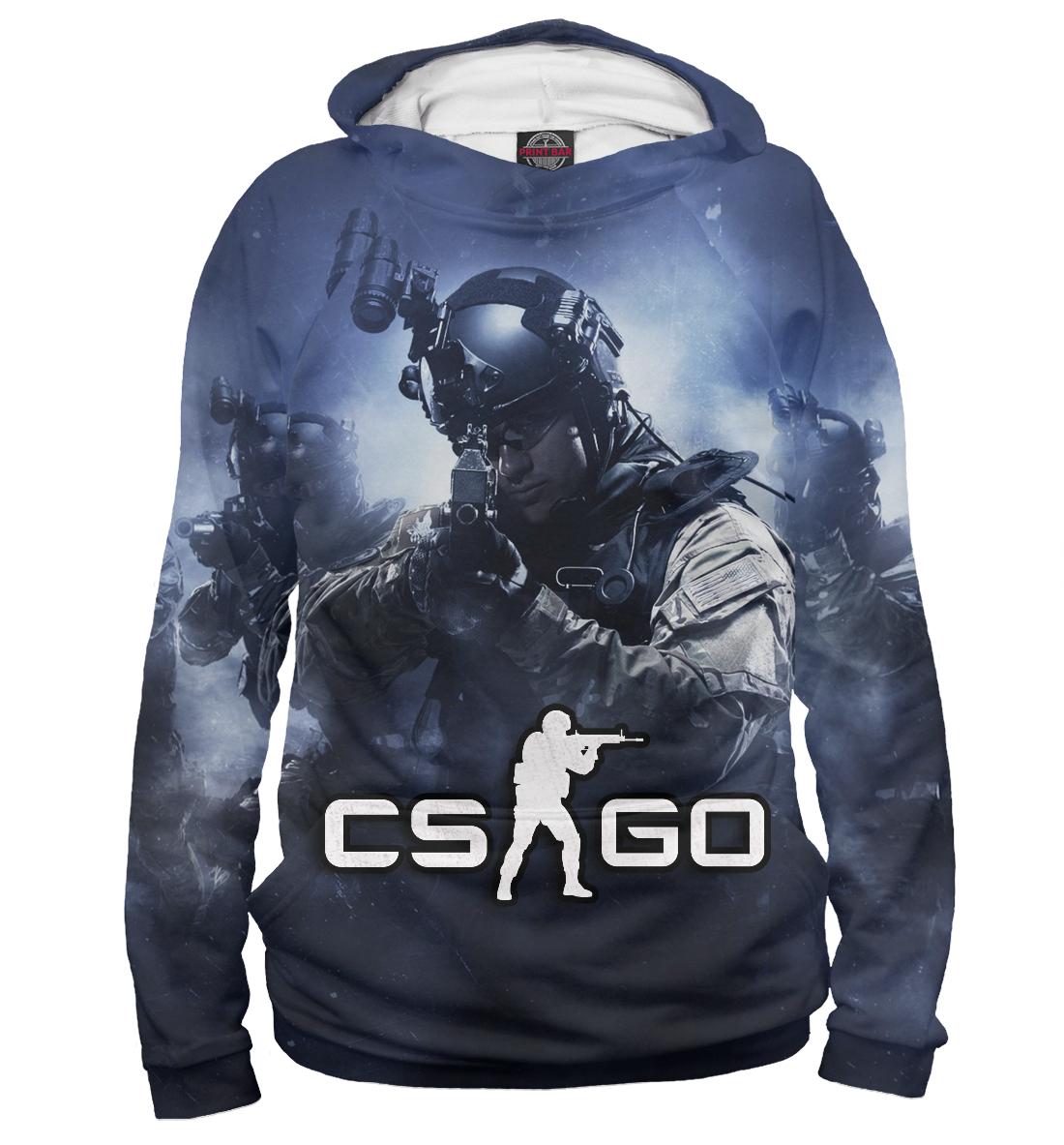 Купить Counter Strike, Printbar, Худи, COU-145497-hud-2