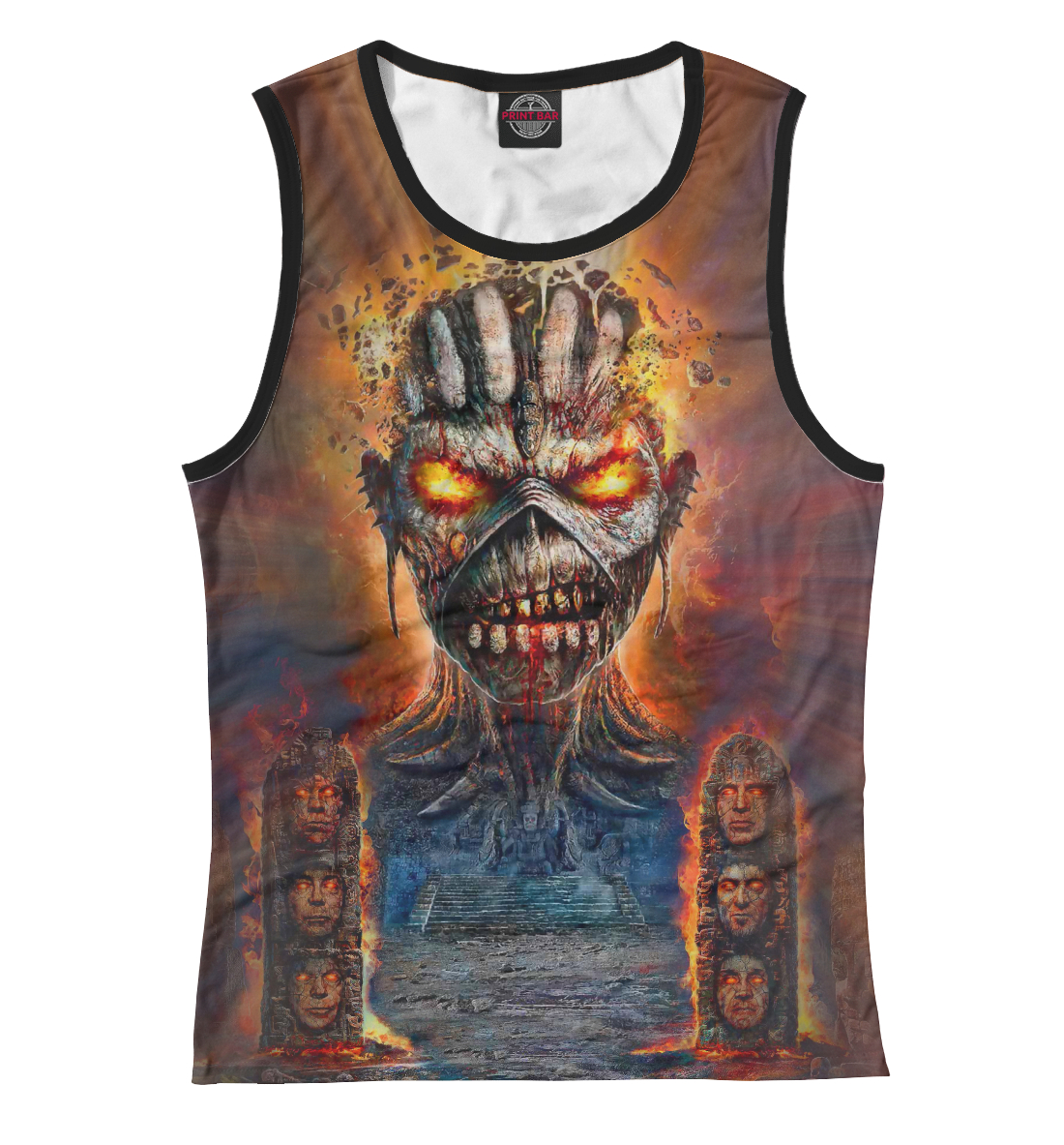 Фото - Iron Maiden. The Book of Souls 2 cari jackson for the souls of black folks