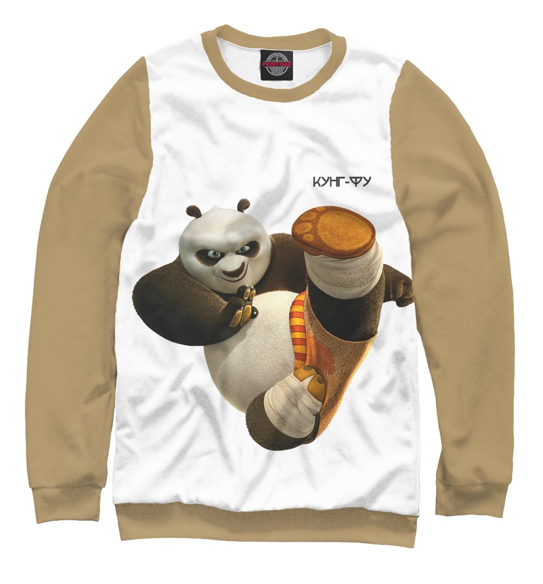 Купить Кунг-фу панда, Printbar, Свитшоты, MFR-372310-swi-1