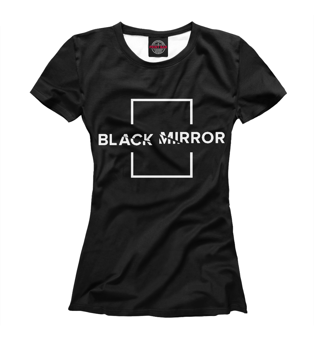 Купить Black Mirror, Printbar, Футболки, BLM-213621-fut-1