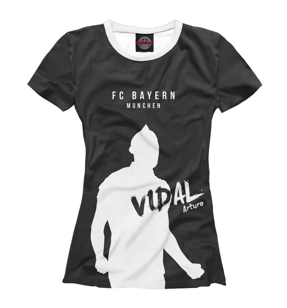 Купить Vidal, Printbar, Футболки, BAY-602526-fut-1