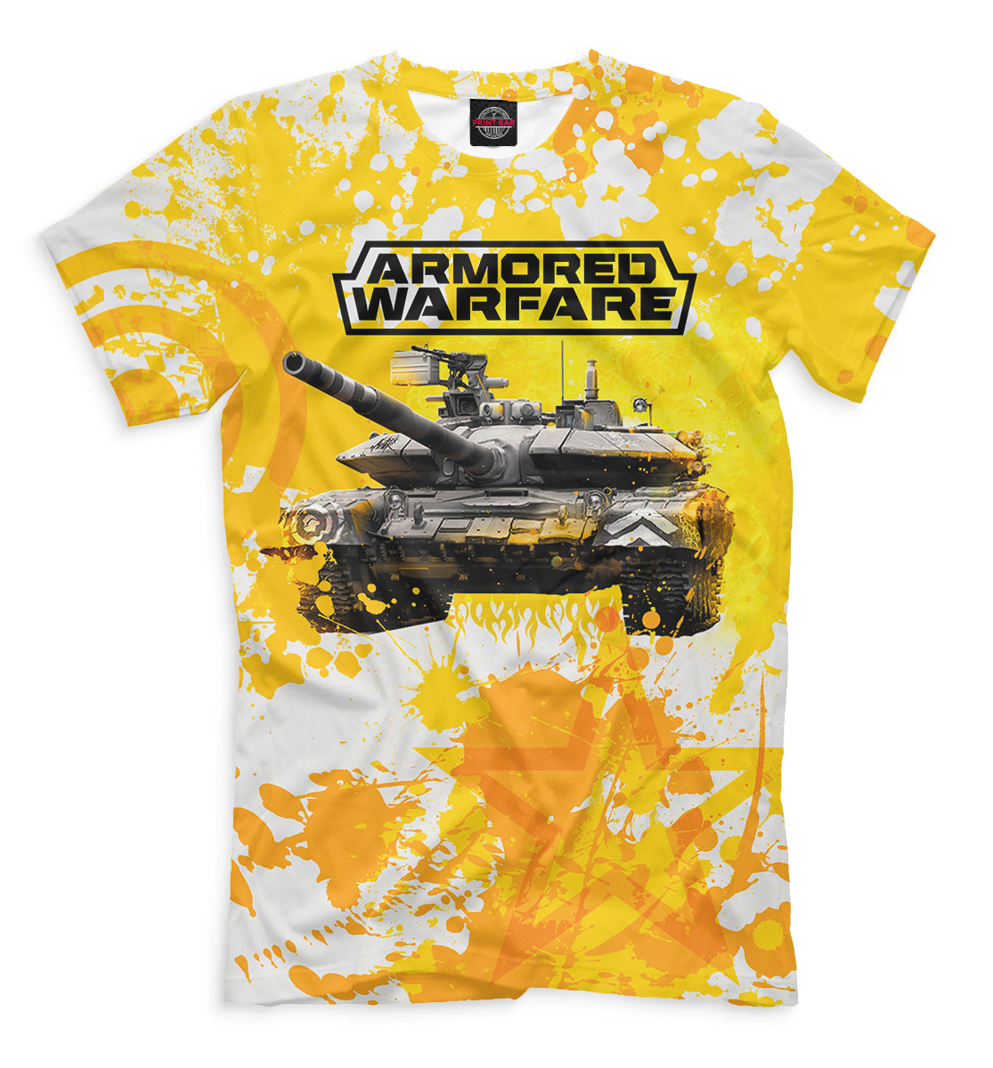 Купить Armored Warfare, Printbar, Футболки, ARW-821363-fut-2