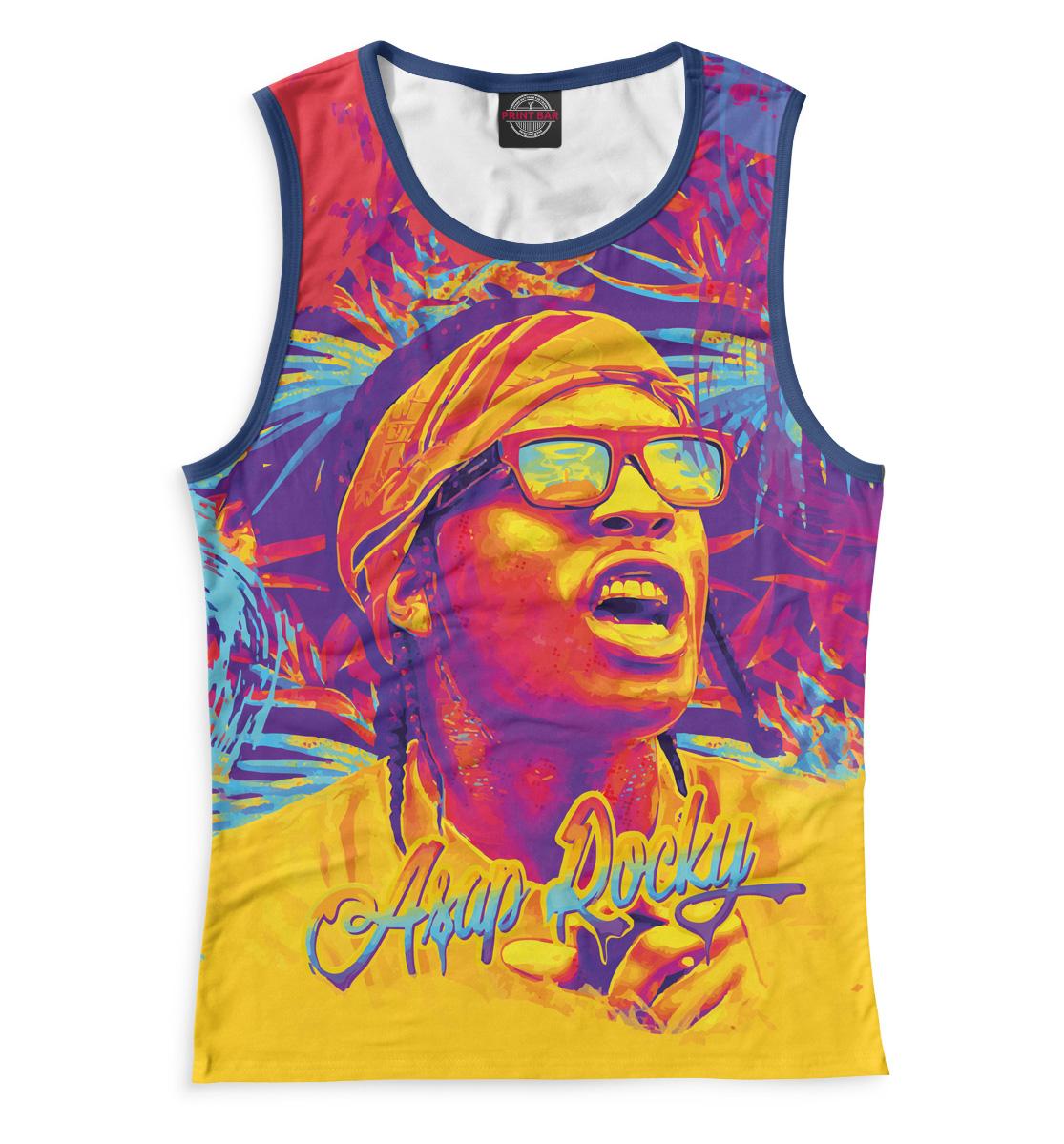 Купить A$AP Rocky, Printbar, Майки, RLG-425638-may-1