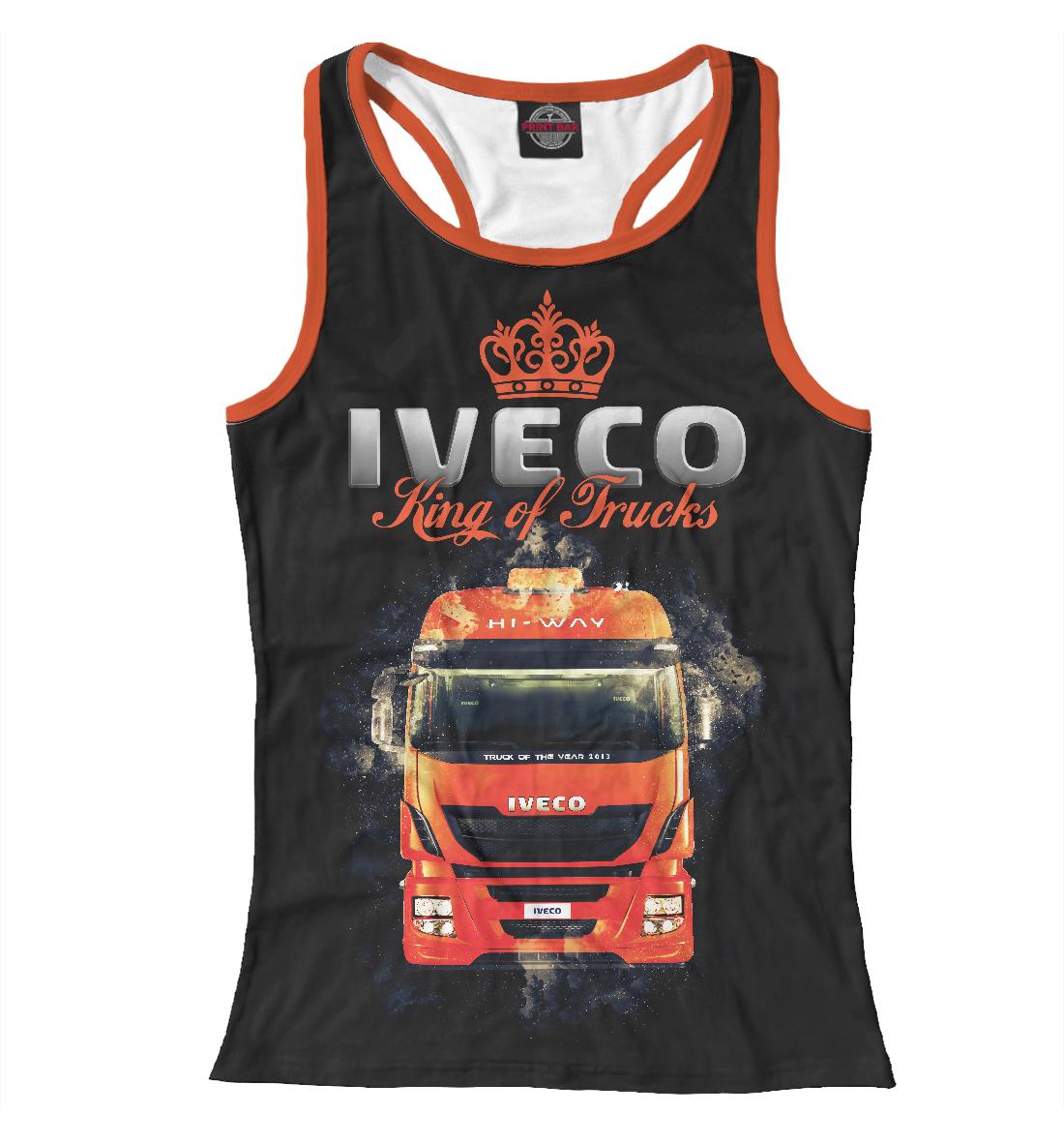 Купить IVECO - король грузовиков, Printbar, Майки борцовки, GRZ-502294-mayb-1