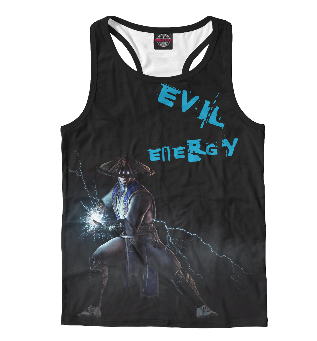 Купить Evil energy, Printbar, Майки борцовки, MKB-596917-mayb-2