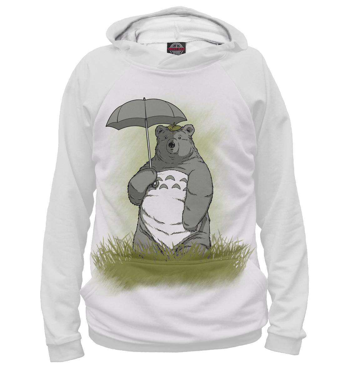 Купить Bear Totoro, Printbar, Худи, SGH-384266-hud-1