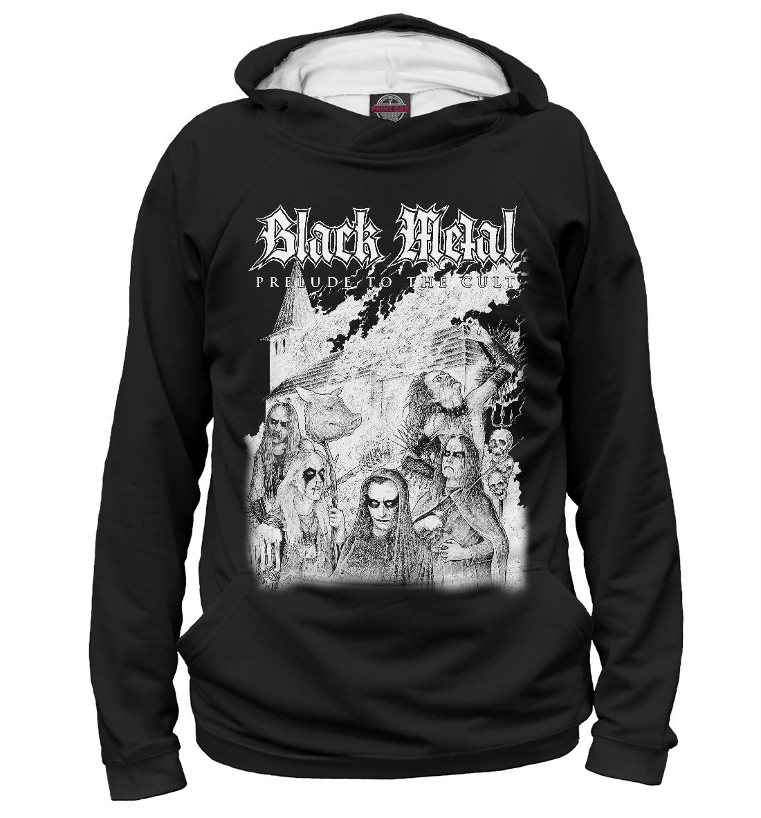 Купить Black Metal, Printbar, Худи, MZK-267645-hud-2