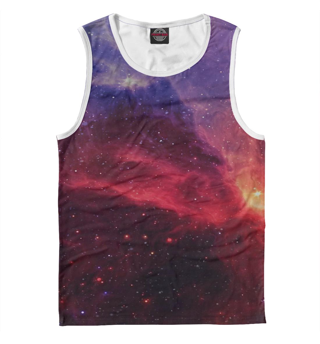 Купить Космический свет, Printbar, Майки, APD-104651-may-2