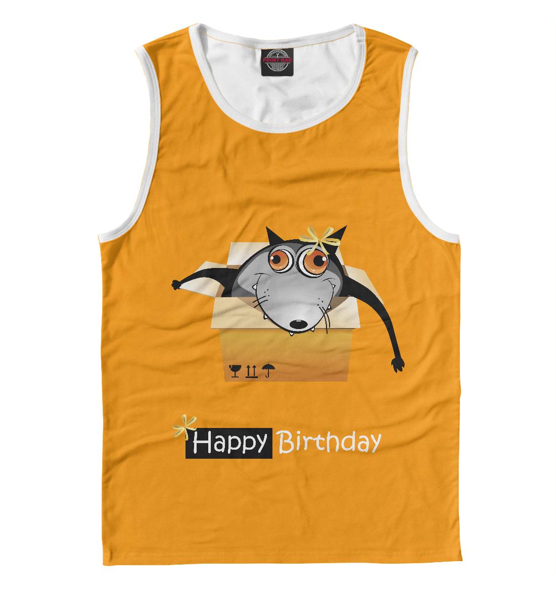 Купить День рождения!, Printbar, Майки, DRZ-221878-may-2