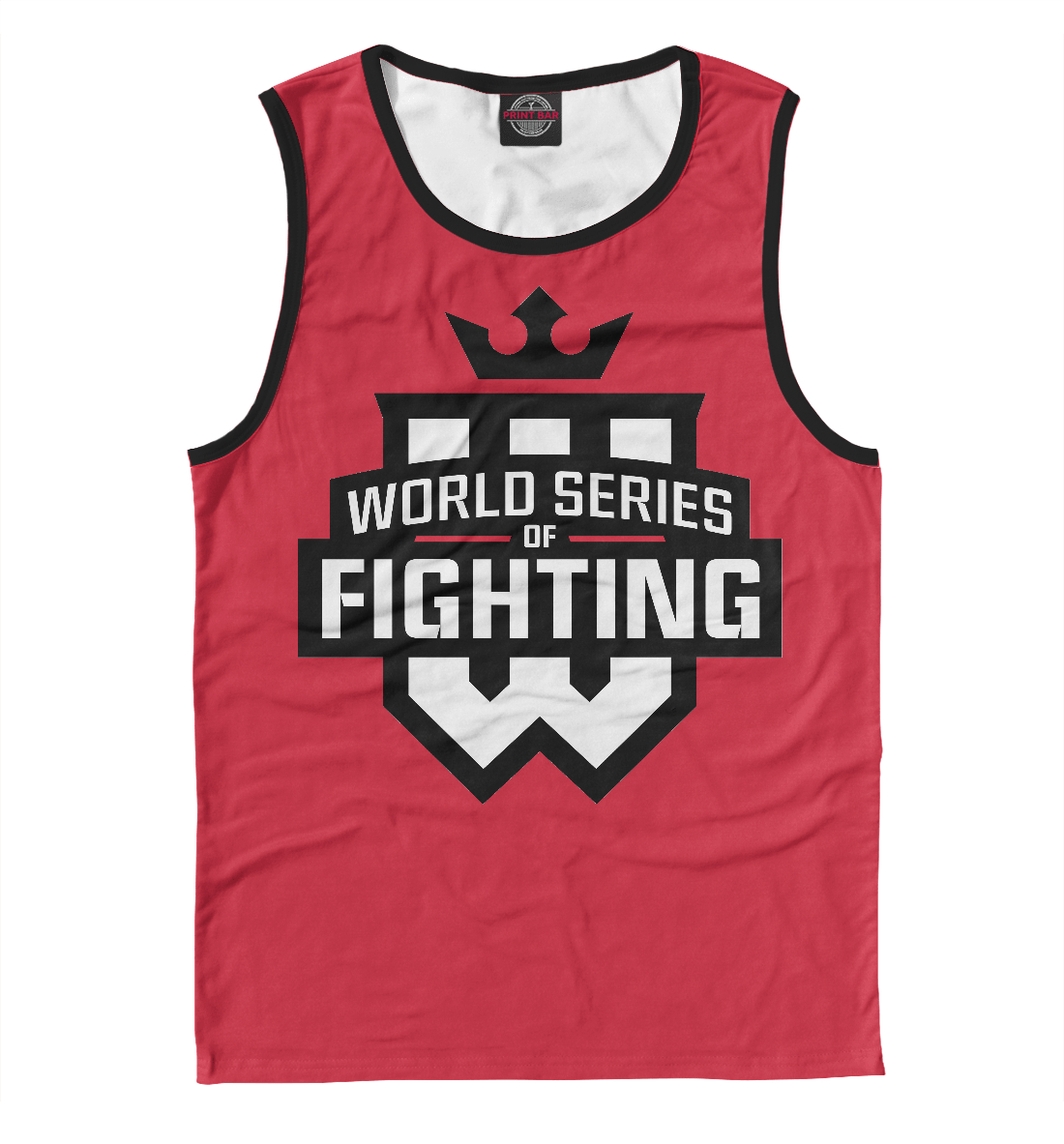 Купить WSOF: World Series Of Fighting, Printbar, Майки, MNU-671710-may-2
