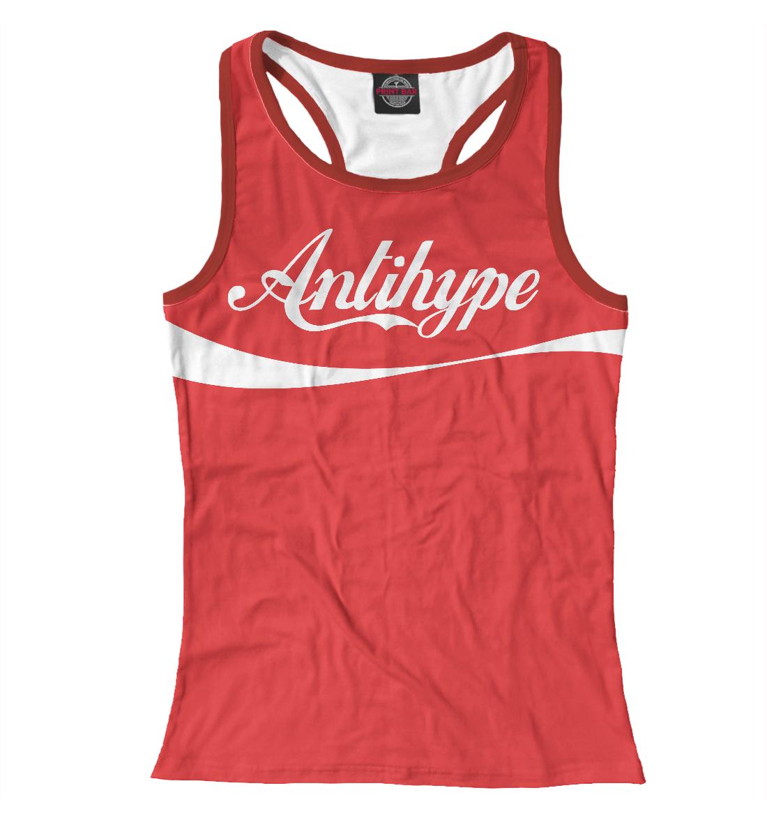Купить Antihype Coca Cola, Printbar, Майки борцовки, APD-222420-mayb-1